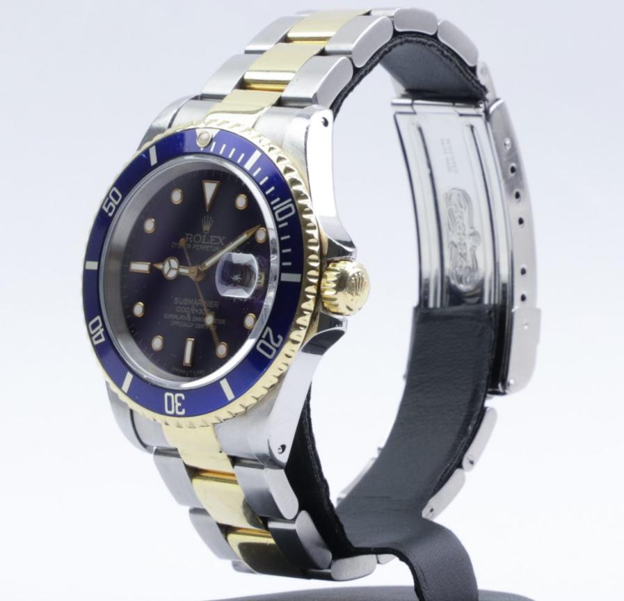 Vỏ đồng hồ Rolex Submariner 16613LB