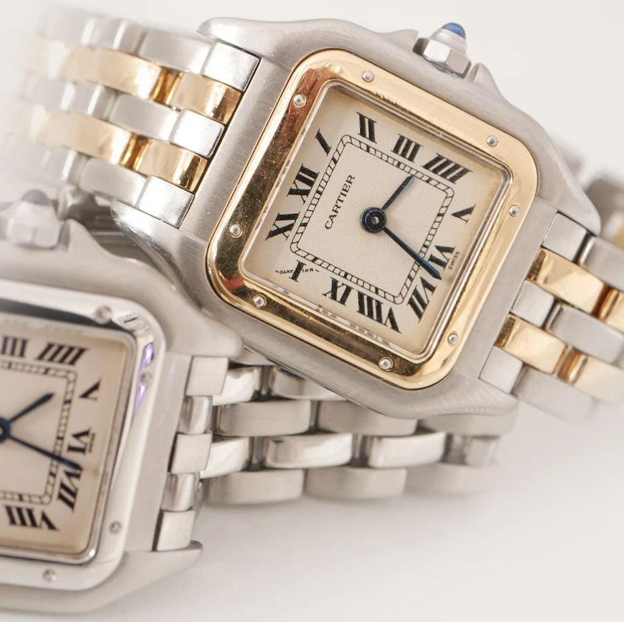 Dây đồng hồ Cartier Panthère