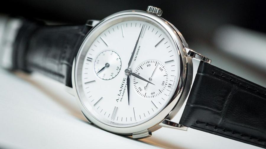 Đồng hồ A. Lange & Sohne Saxonia Dual Time