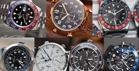 Đồng hồ GMT - Một số mẫu đồng hồ GMT tốt nhất