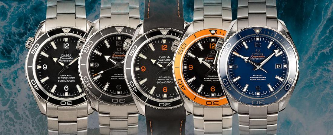Omega Seamaster Planet Ocean: Không chỉ là một chiếc đồng hồ James Bond