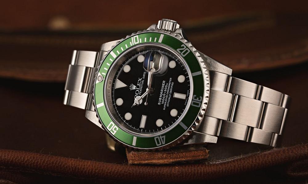 Đồng hồ Rolex Submariner Kermit - Xem hướng dẫn đầy đủ