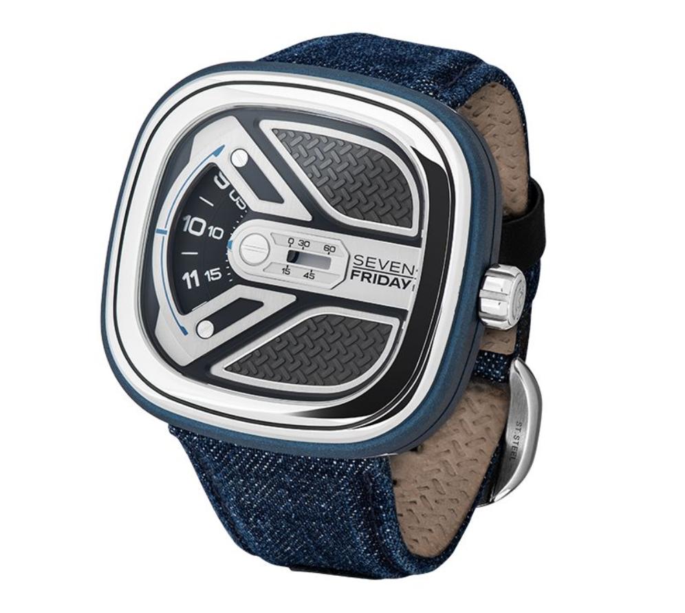 Đồng hồ SevenFriday M Series M1B / 01