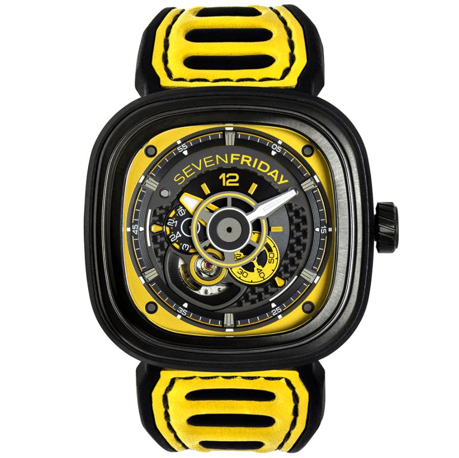 Đồng hồ SevenFriday P Series P3B / 03