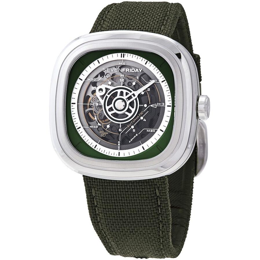 Đồng hồ SevenFriday T Series T2 / 01