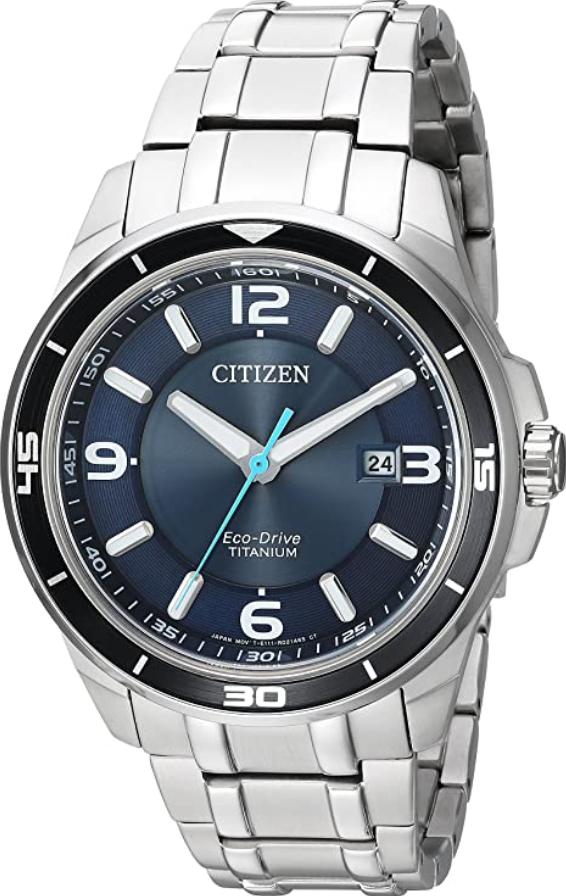 Đồng hồ Citizen Eco-Drive Titanium