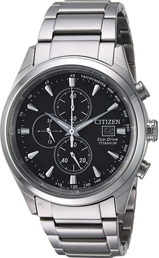 Đồng hồ Citizen Eco-Drive Chronograph (CA0650-58E)