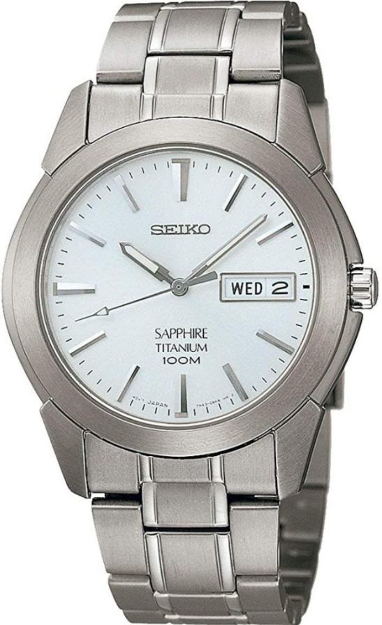 Đồng hồ Seiko Sapphire Titanium (SGG727P1)