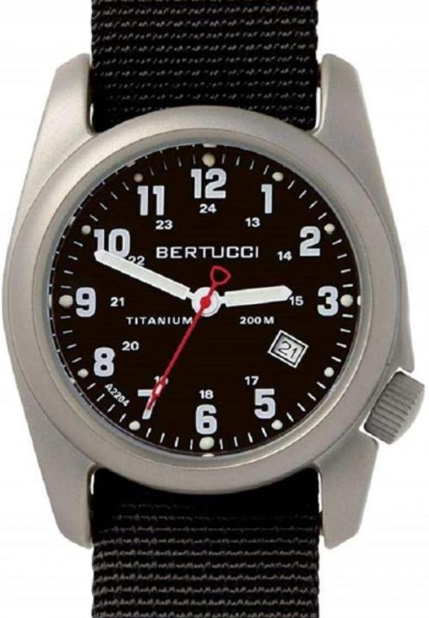 Đồng hồ Bertucci Original Titanium Field