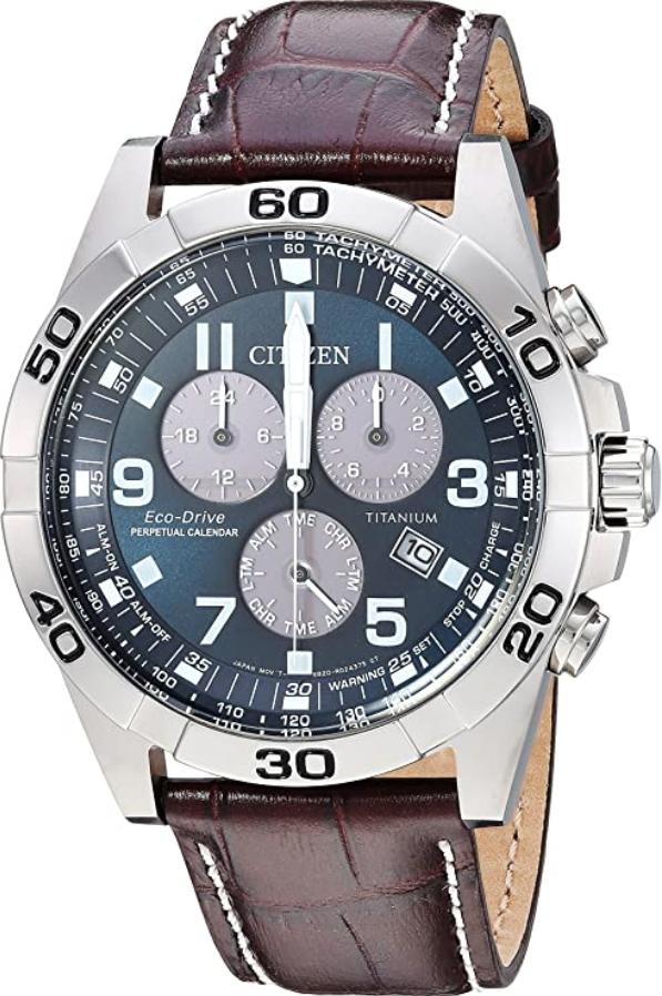 Đồng hồ Citizen Eco-Drive Titanium (BL5551-06L)