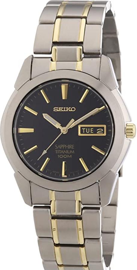 Đồng hồ Seiko Sapphire Titanium (SGG735)