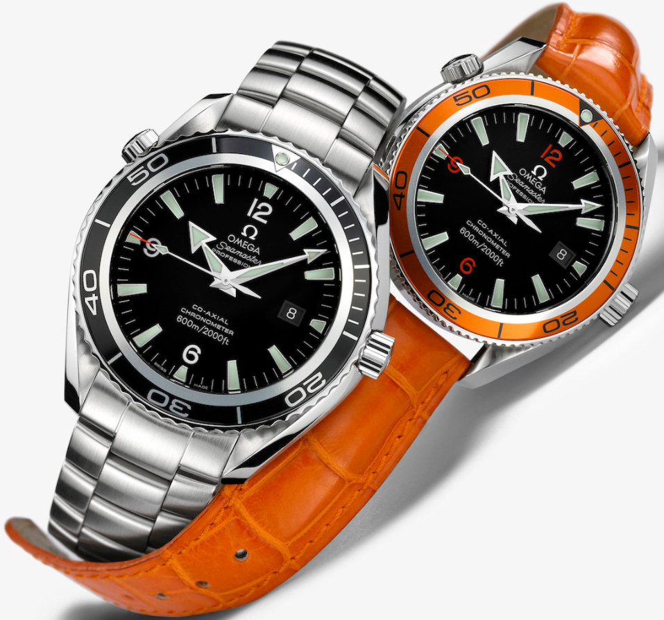 Lịch sử đồng hồ Omega Seamaster Planet Ocean