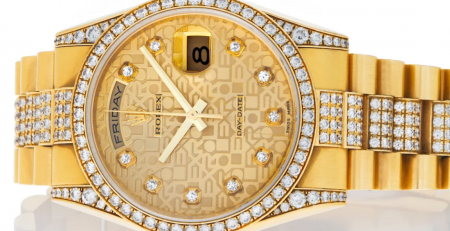Đồng hồ Rolex Day-Date 118388