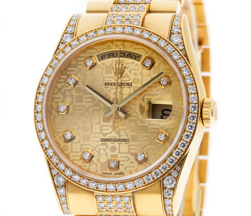 Rolex Day-Date 118388