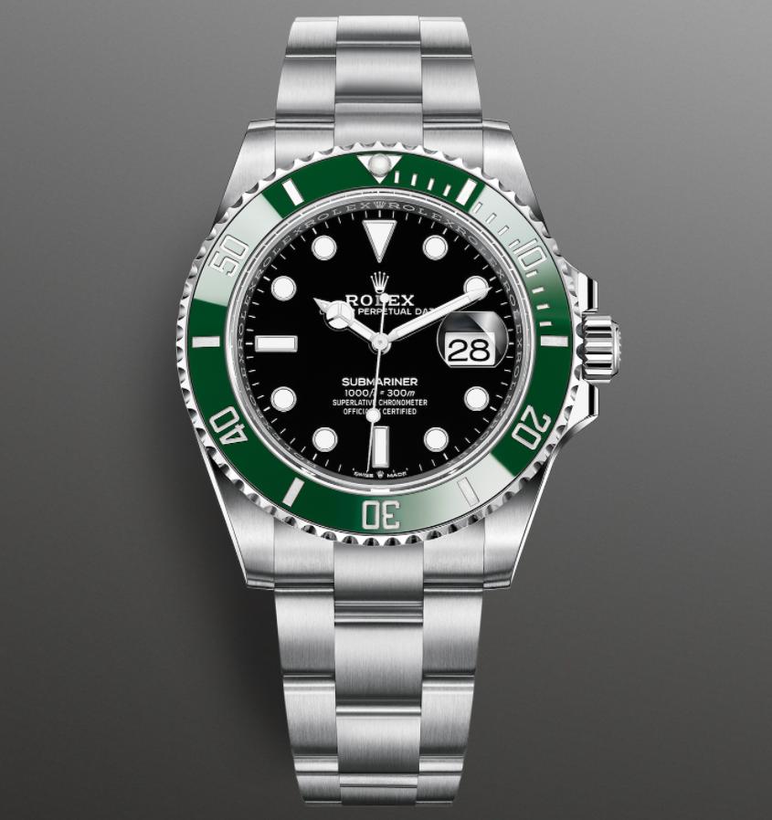 Đồng hồ Rolex Kermit 2020
