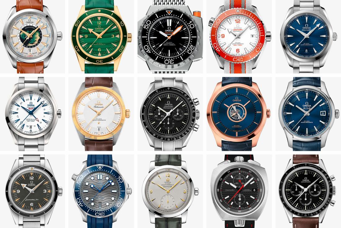 Tìm hiểu về thuật ngữ và biệt danh của đồng hồ Omega