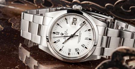 Tìm hiểu về đồng hồ Rolex Vintage Oyster Perpetual Date 1500
