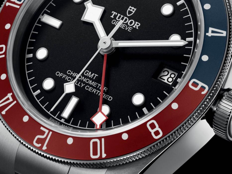 Bezel Tudor GMT
