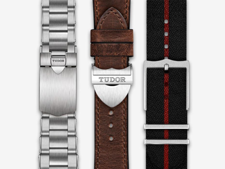 Các loại Dây đồng hồ Tudor