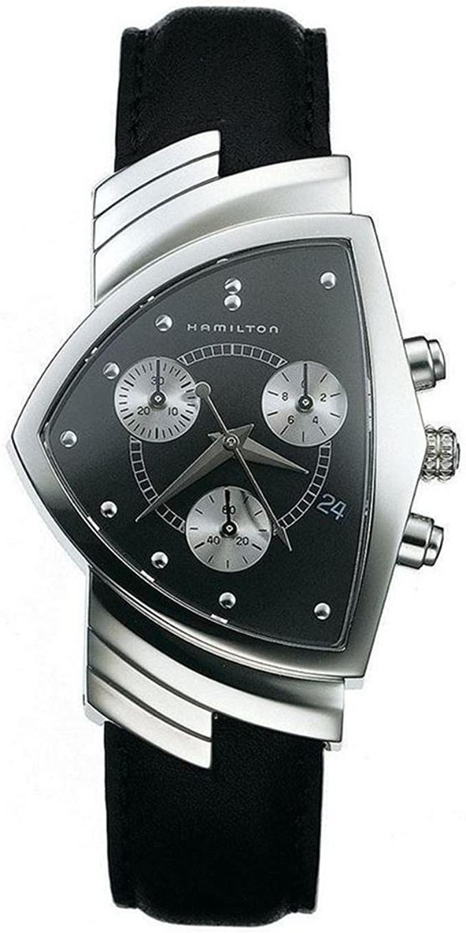 Đồng hồ Hamilton Ventura Chrono Quartz
