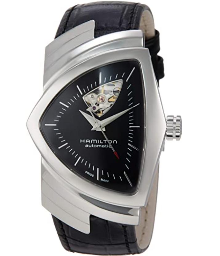 Đồng hồ Hamilton Ventura Open Heart Automatic