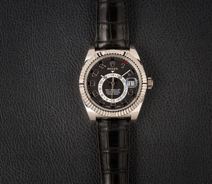 Đồng hồ Rolex Sky-Dweller 326139