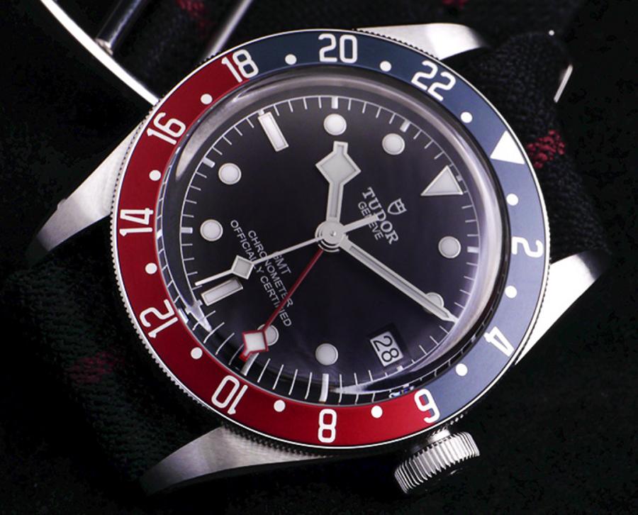 Mặt số Tudor GMT