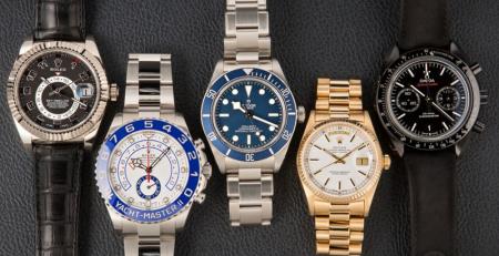 Những chiếc đồng hồ sang trọng để đeo vào đêm giao thừa