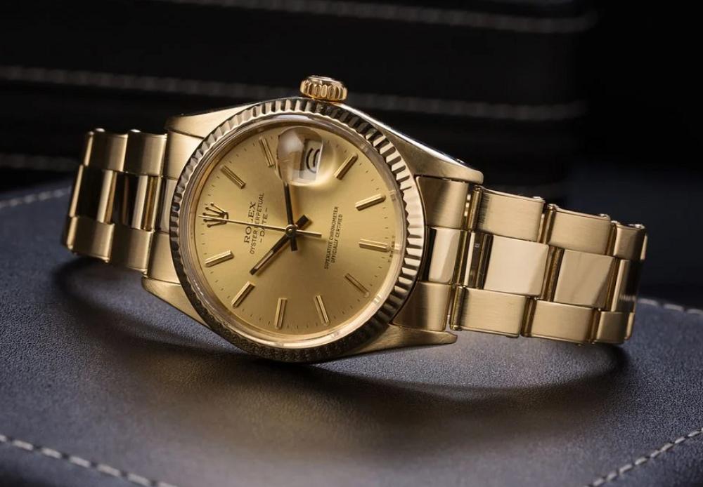 Đồng hồ Rolex Date 15037