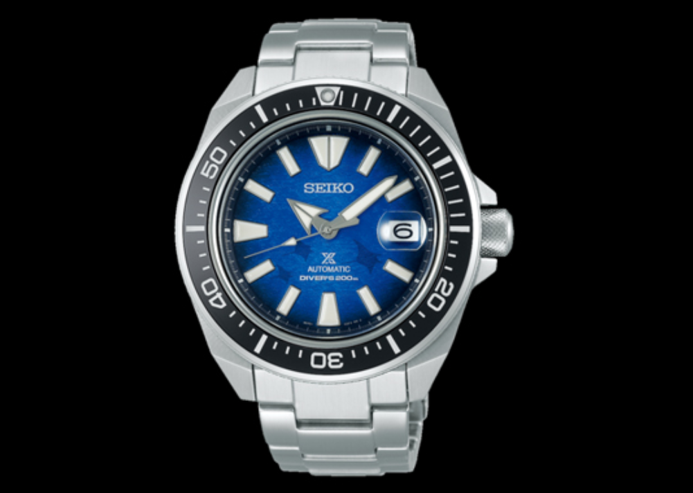 Đồng hồ Seiko Save the Ocean Prospex Samurai SRPE33K1