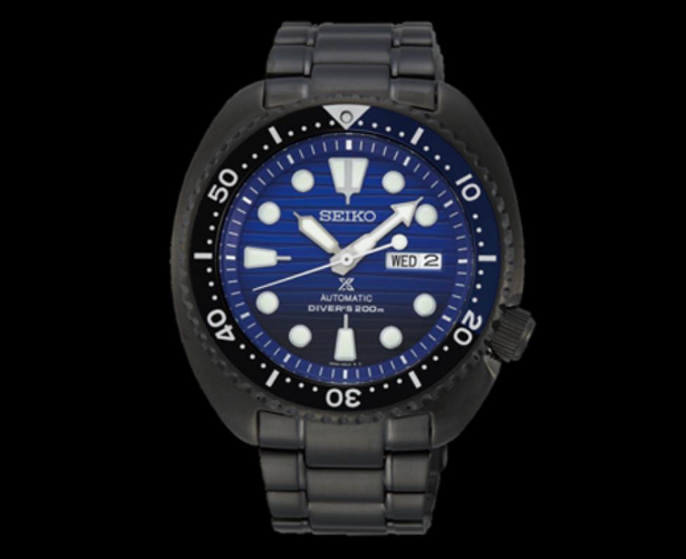 Đồng hồ Seiko Save the Ocean Prospex Turtle SRPD11K1