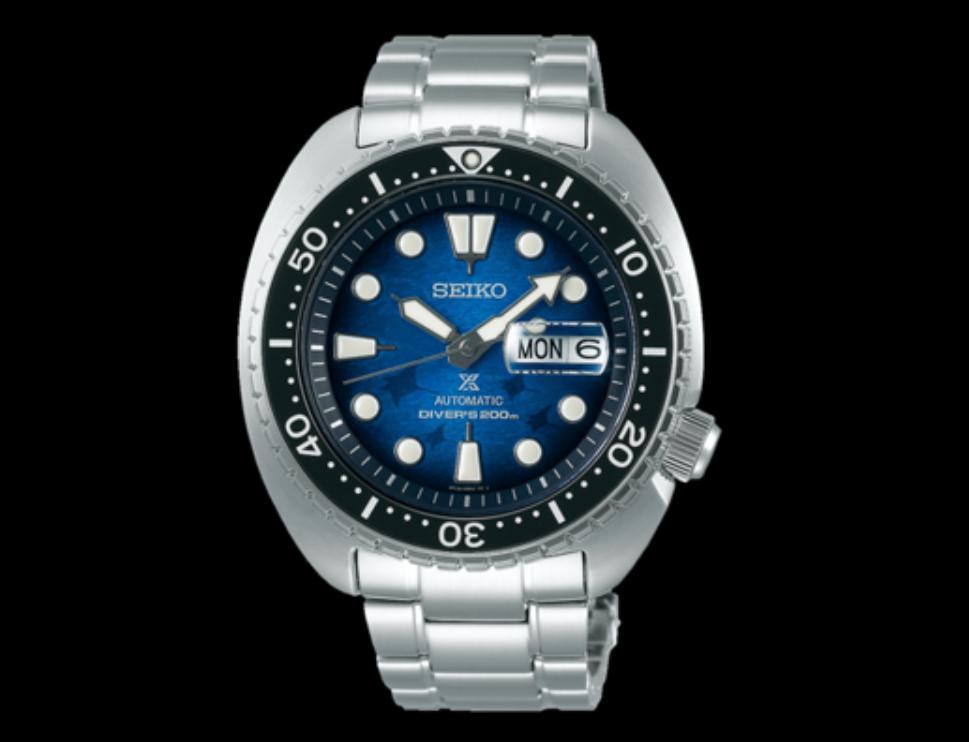 Đồng hồ Seiko Save the Ocean Prospex Turtle SRPE39K1