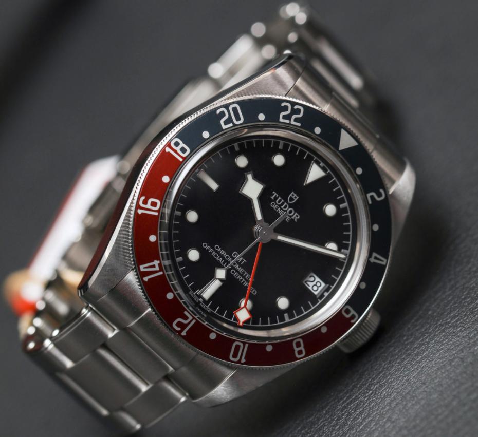 Đánh giá về đồng hồ Tudor GMT