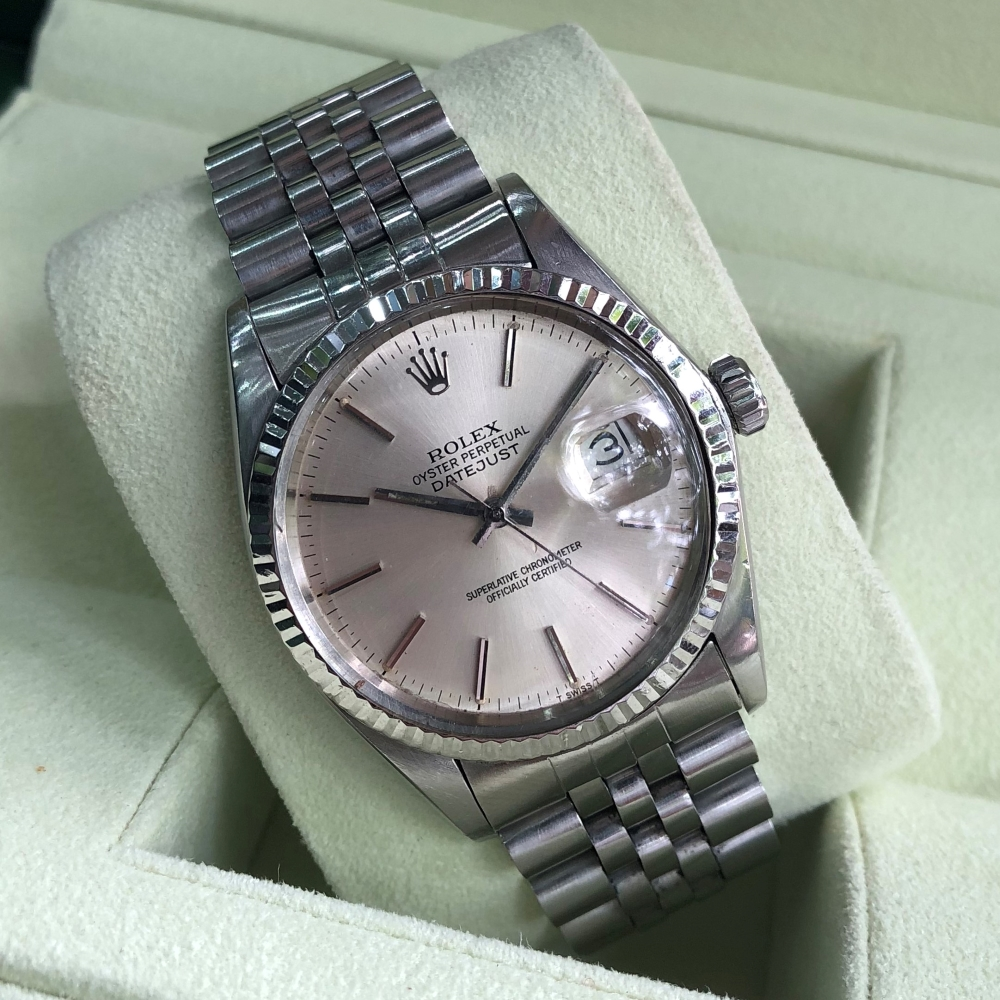 Bán đồng hồ Rolex Oyster Perpetual Datejust 16014