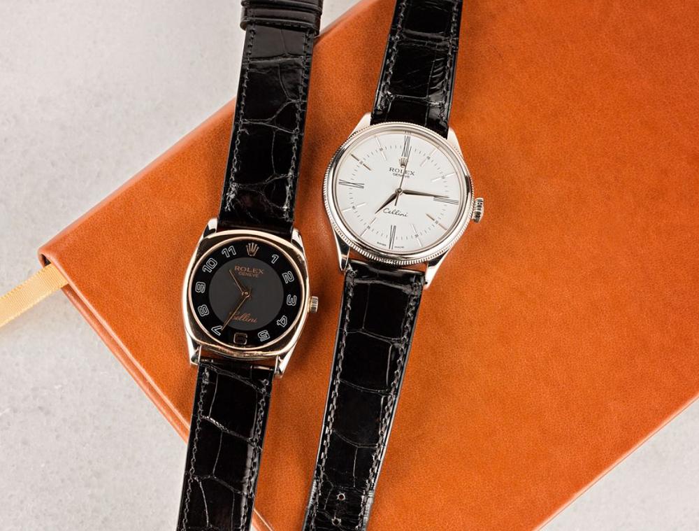 Các Mẫu đồng hồ Rolex Cellini hiện tại