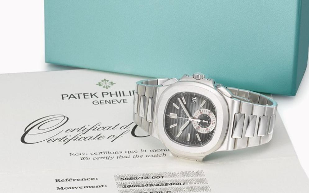 Phân biệt đồng hồ Patek Philippe thông qua giấy xác thực