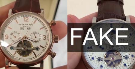 Cách phân biệt đồng hồ Patek Philippe thật giả
