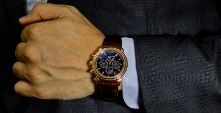 Đánh giá đồng hồ Blancpain Leman Perpetual Calendar Flyback Chronograph 2685F-3630-53B