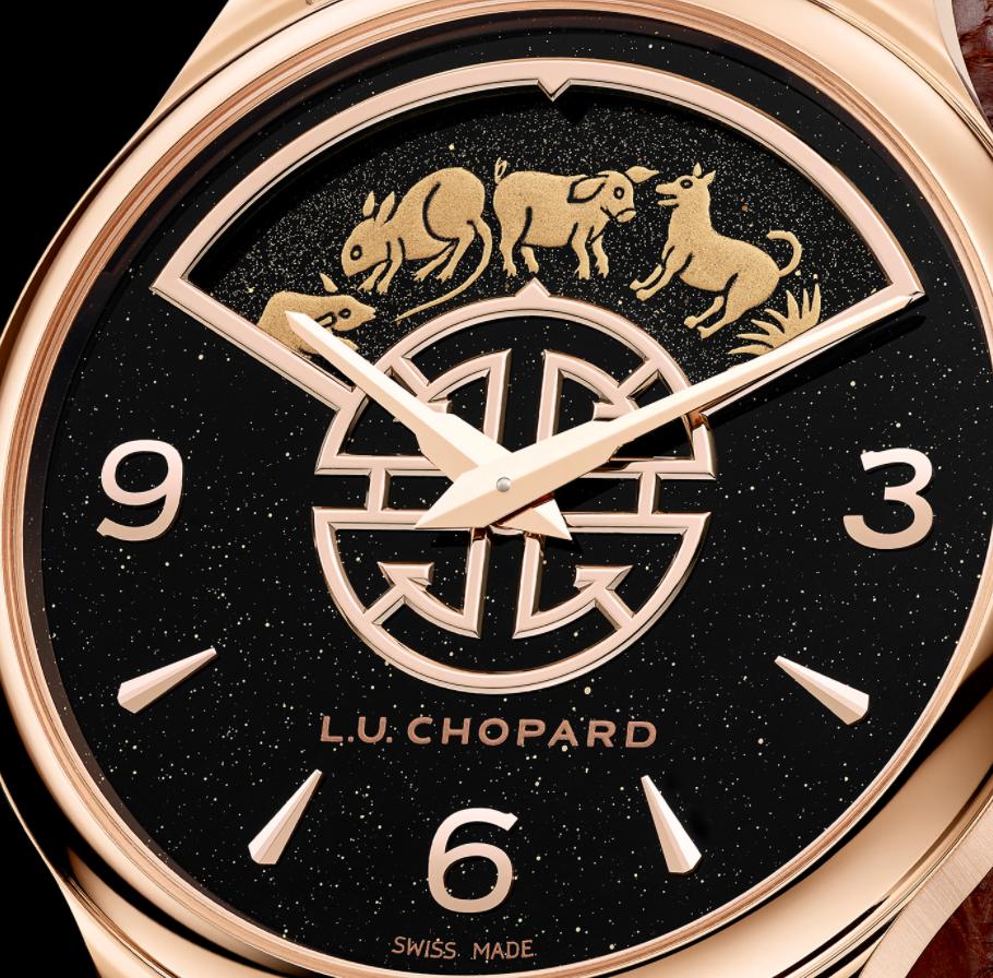 Đồng hồ Chopard LUC XP Urushi Spirit of Shí Chen