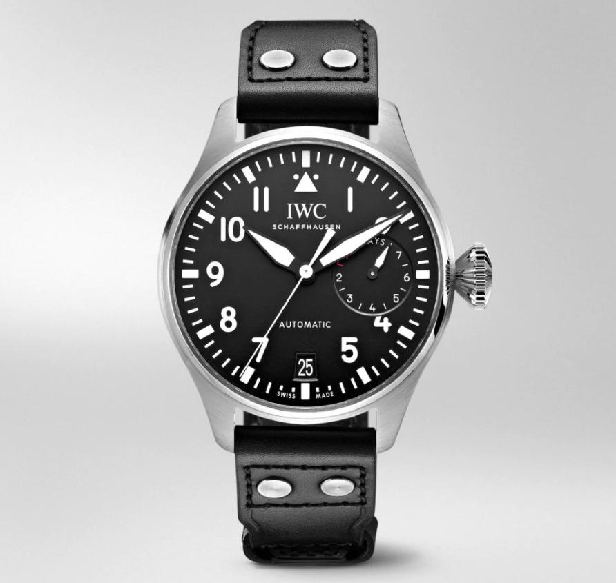 Đồng hồ IWC Big Pilot Automatic Black Dial