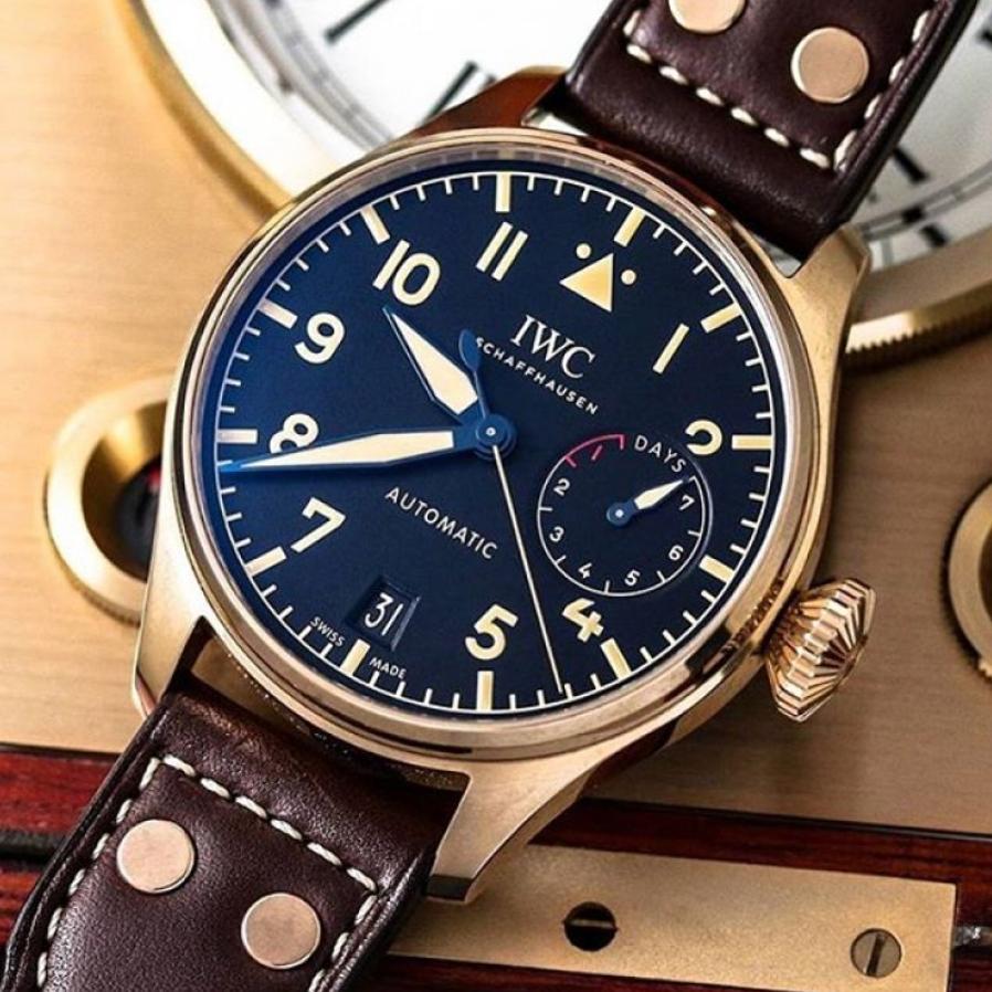 Đồng hồ IWC Big Pilot Heritage