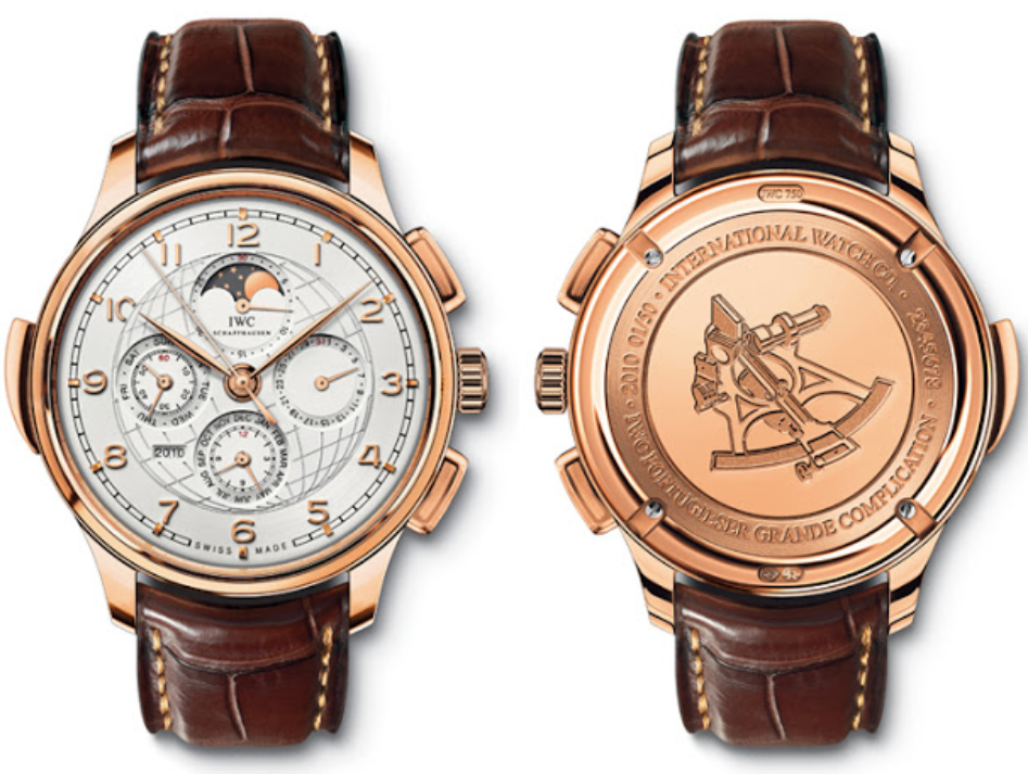 Đồng hồ IWC Portuguese Grand Complication 3774