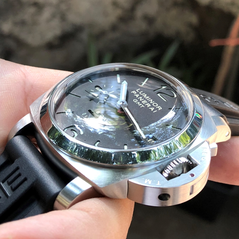 Đồng hồ Panerai PAM 233 Luminor 8 Days GMT Size 44mm