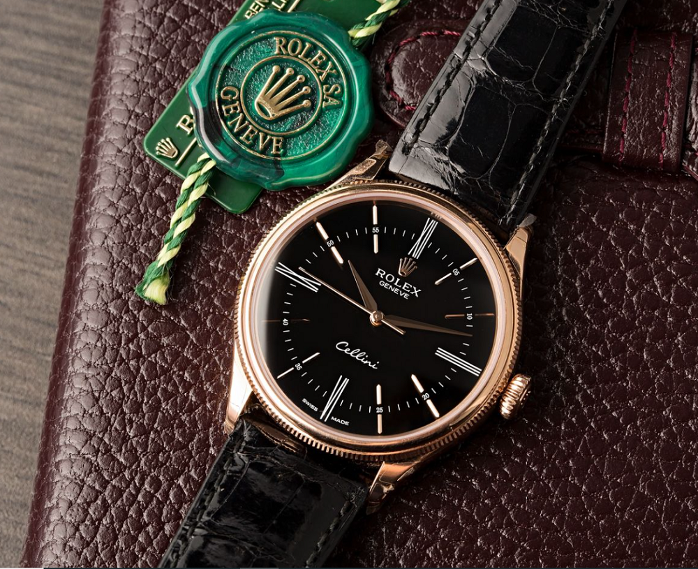 Đồng hồ Rolex Cellini Time