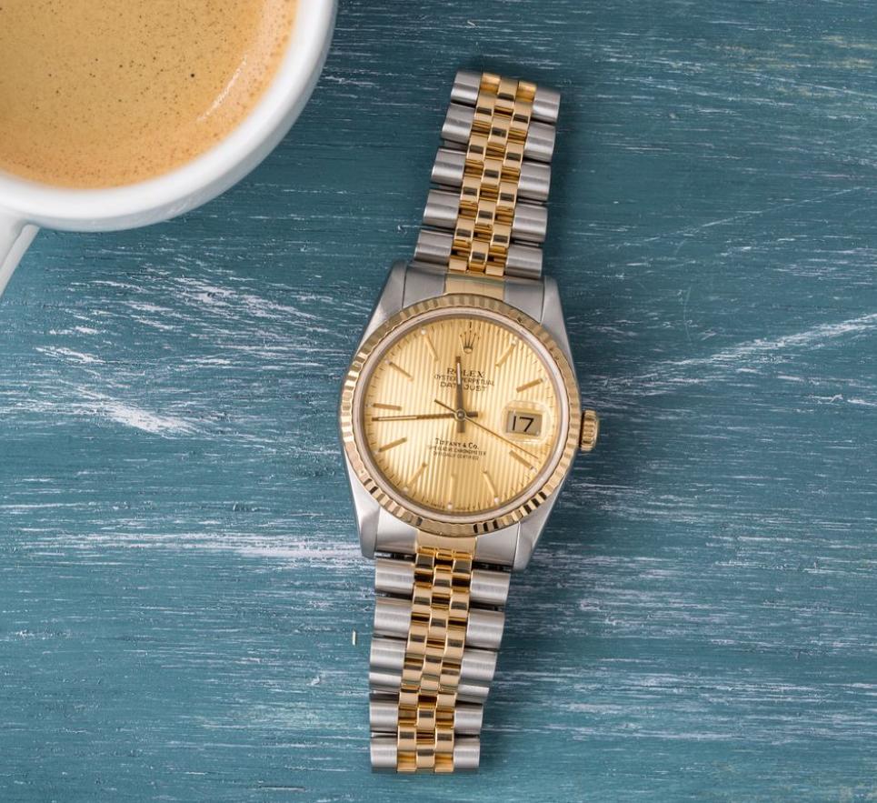 Lịch sử mối quan hệ đồng thương hiệu Tiffany & co. và Rolex
