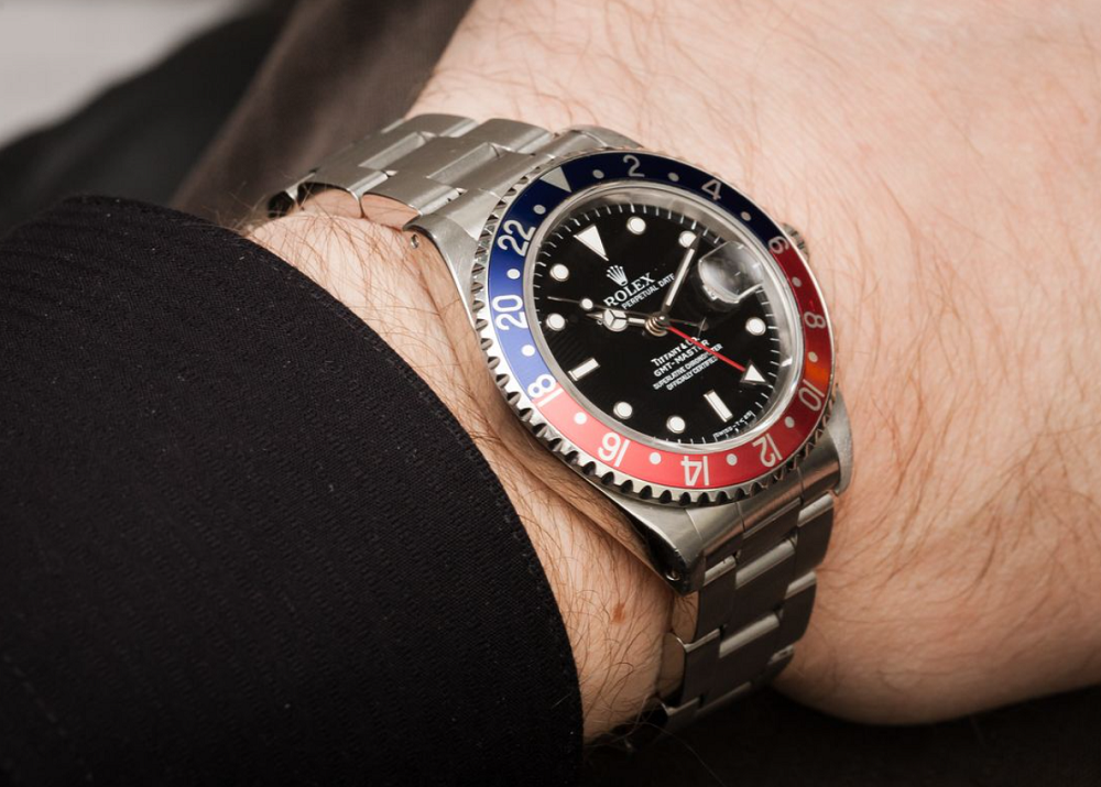 Giá trị của mặt số Rolex Tiffany