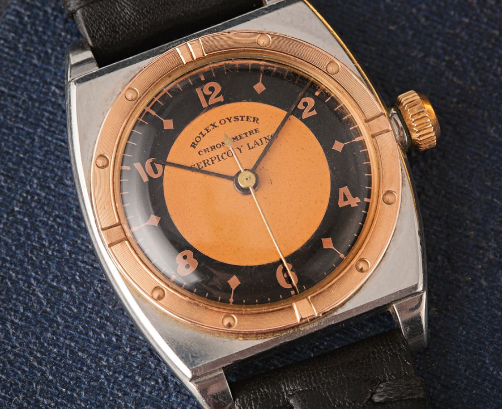 Mặt số Rolex Serpico Y Laino