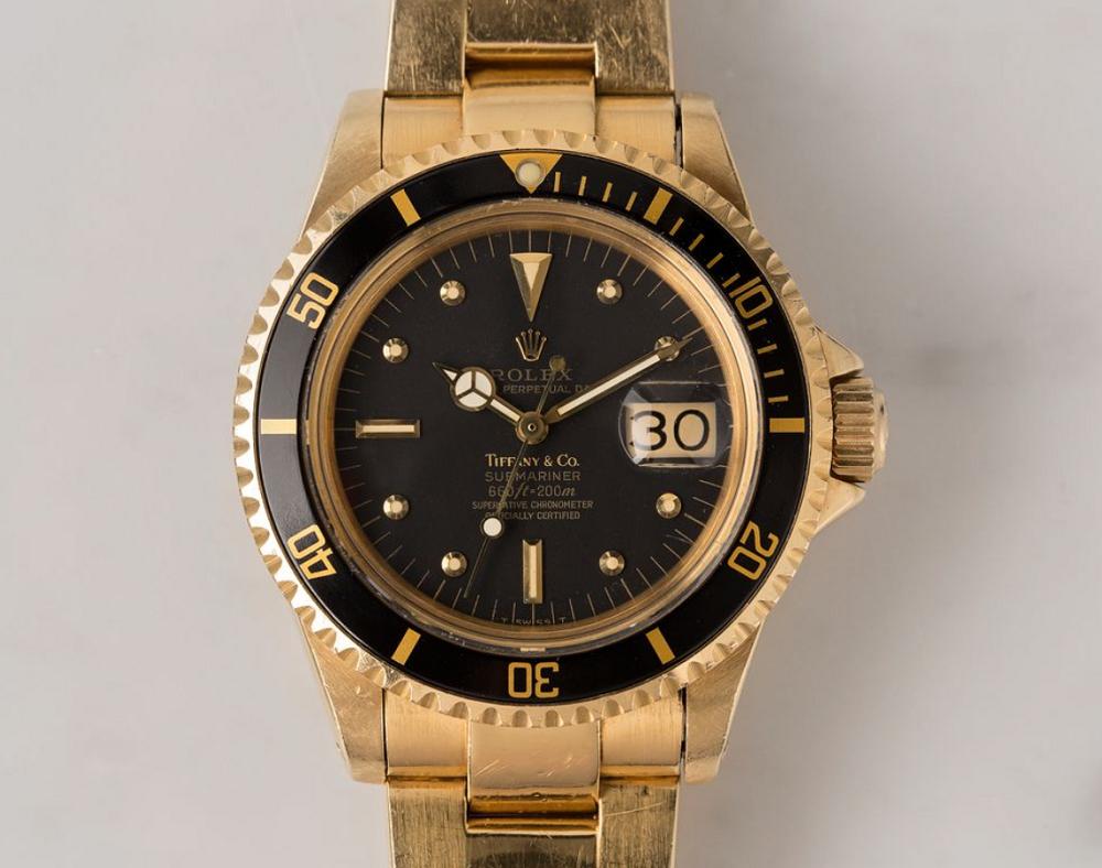 Mặt số Rolex Tiffany là gì?