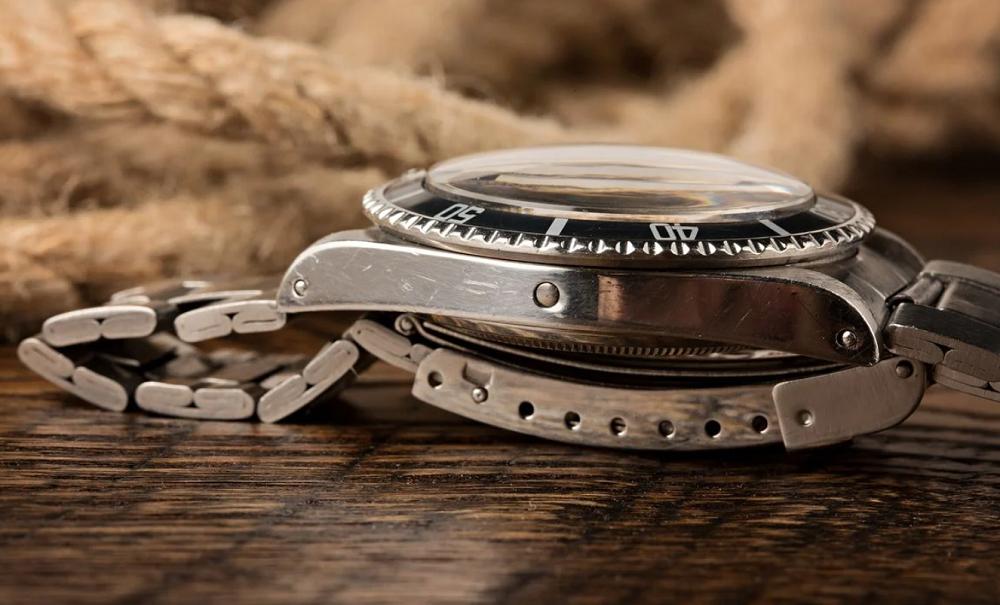 Quan hệ đối tác giữa Rolex và COMEX