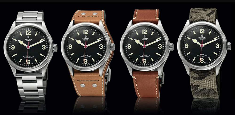Đánh giá vê đồng hồ cổ điển Tudor Ranger